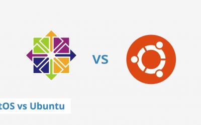 CentOS vs. Ubuntu